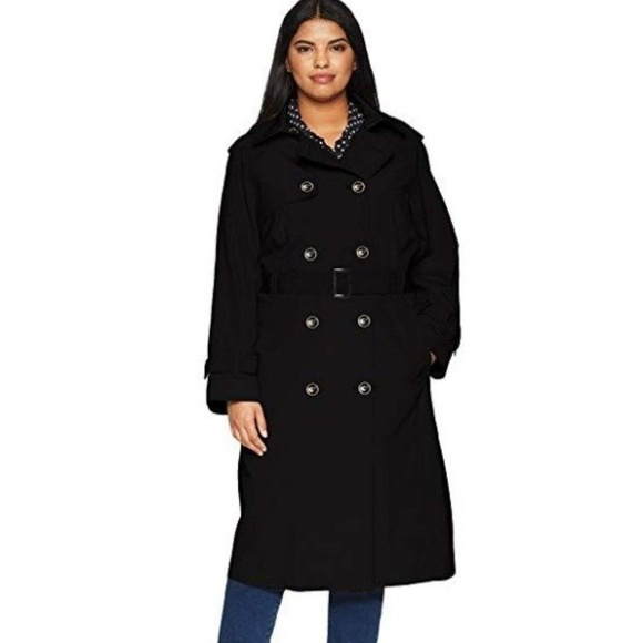 0babae4f5b5 London Fog Women Trench Coat Plus Size